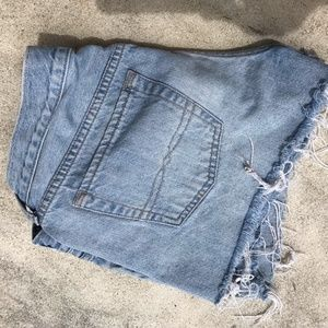 Lucky Brand Jean Shorts Size 6